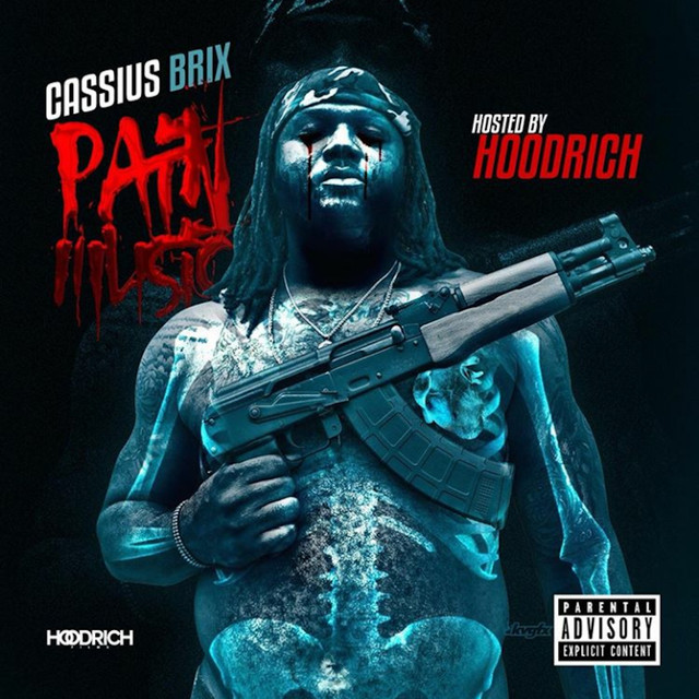 "New Album: Cassius Brix – ""Pain Music"""