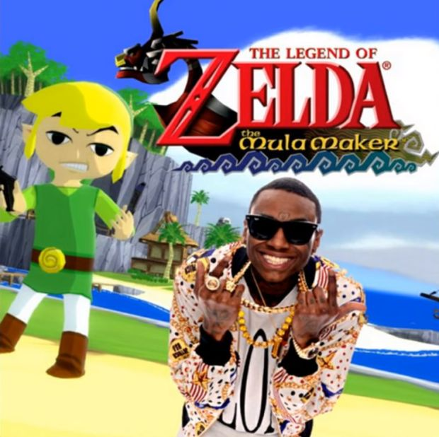 "New Music: Soulja Boy – ""Zelda"""