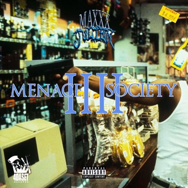 "New Music: Maxxx Julien – ""Menace 4 Society"""