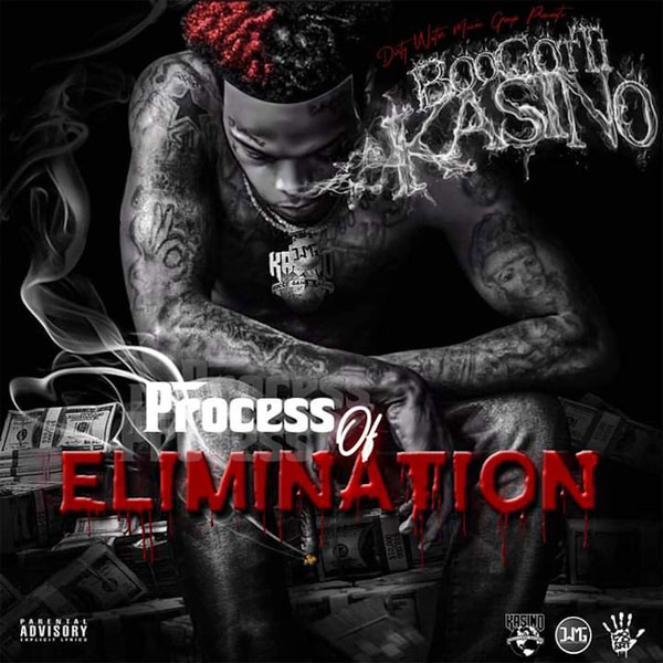 "New Mixtape: Boogotti Kasino – ""Process Of Elimination"""