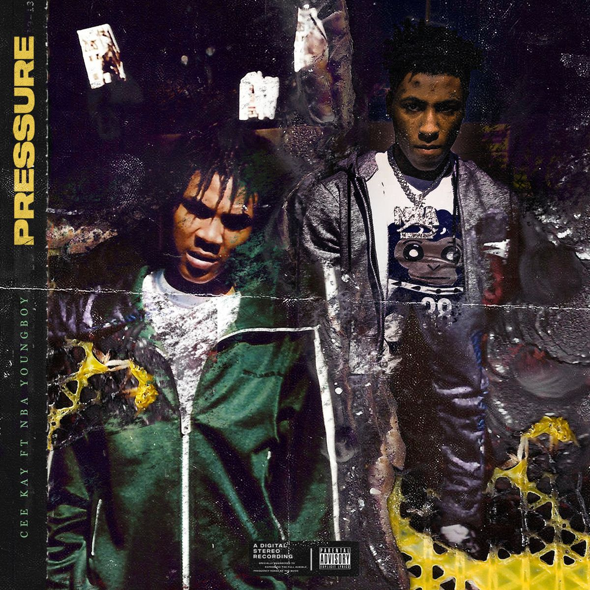 """New Music: Cee Kay – """"Pressure"""" (feat. NBA YoungBoy)"""