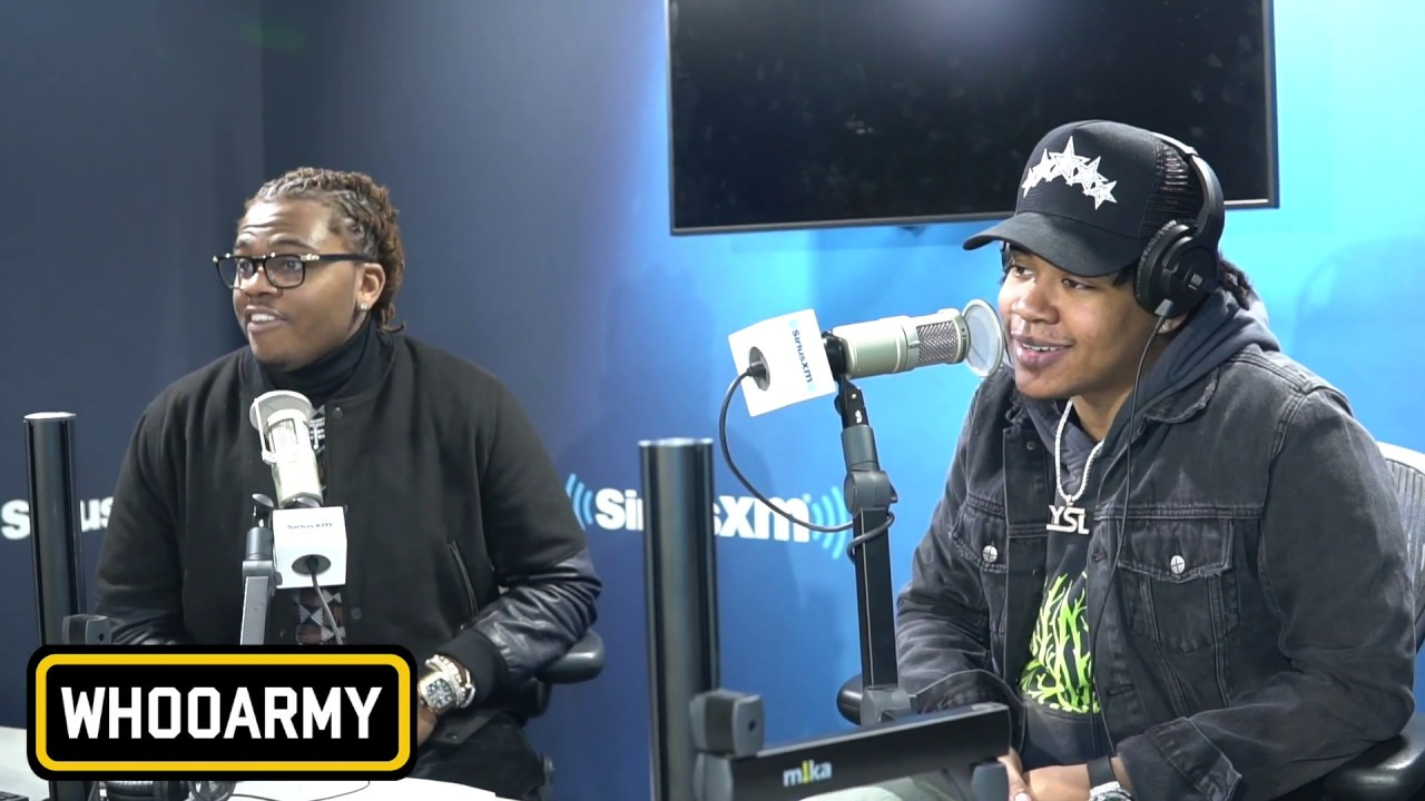 Gunna & Turbo Speak On Process To Collab with Drake (VIDEO)