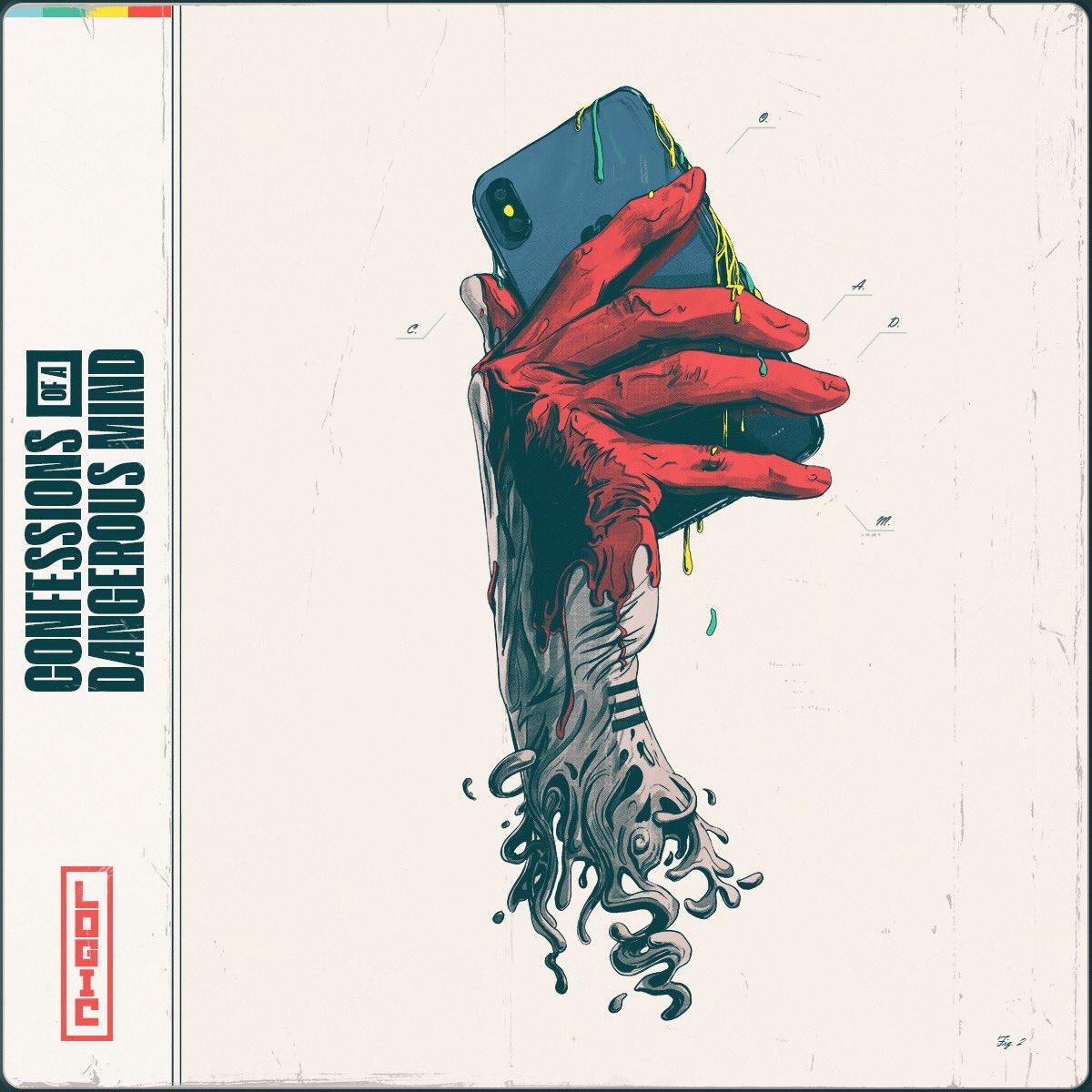 "New Music: Logic – ""Confessions Of A Dangerous Mind"""