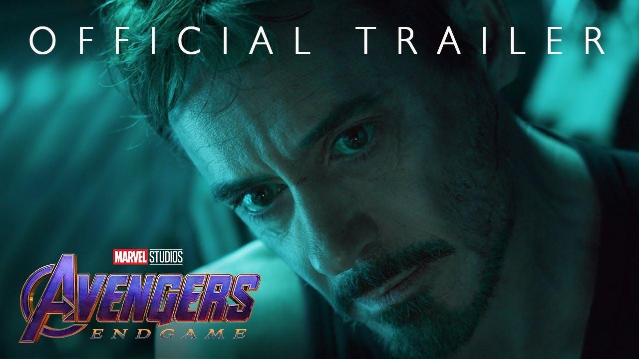 New Trailer: 'Avengers: Endgame'