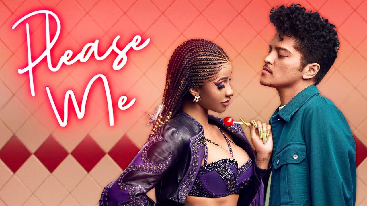 "New Video: Cardi B & Bruno Mars – ""Please Me"""