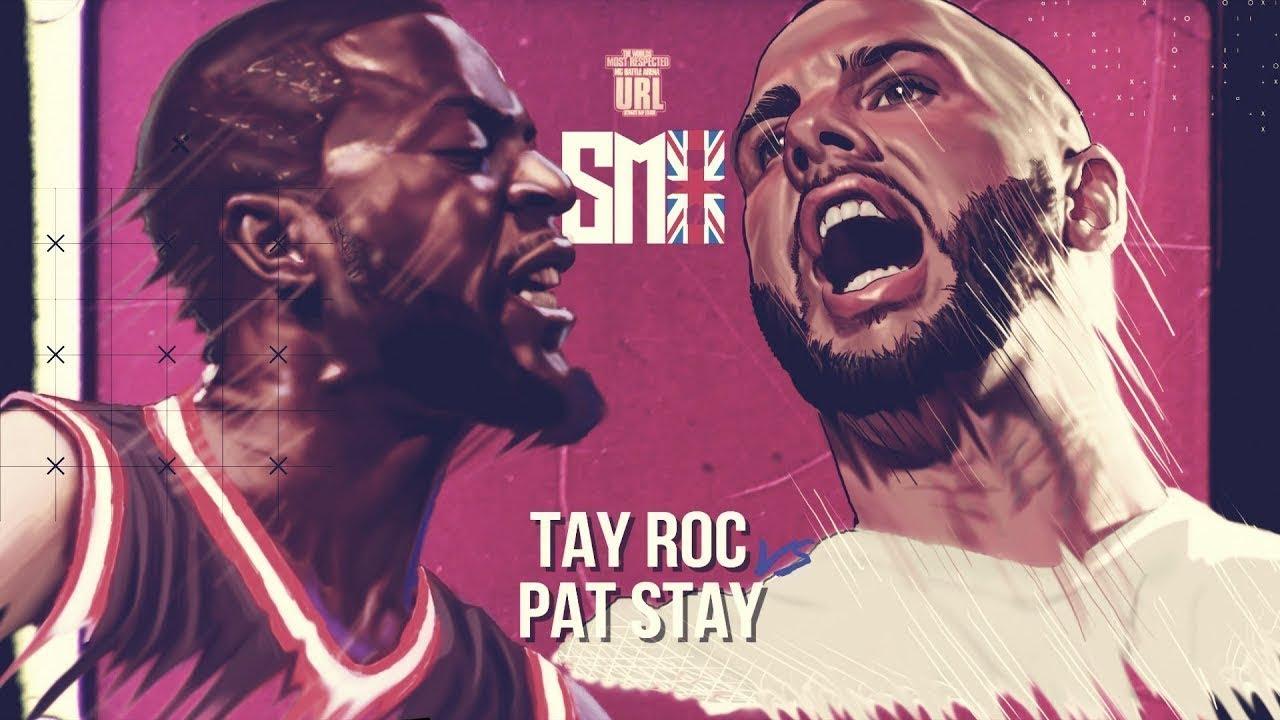 Tay Roc Vs  Pat Stay (VIDEO) - ItsBizkit