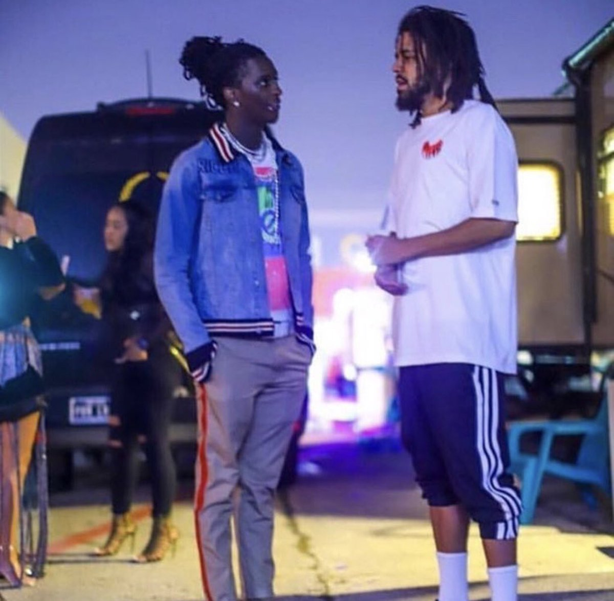 J. Cole To Executive Produce Young Thug's Upcoming Album