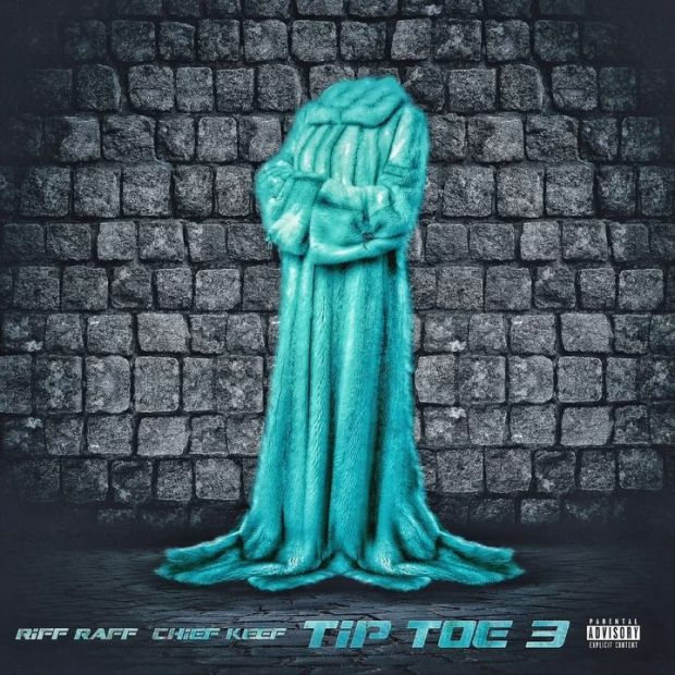 """New Music: RiFF RaFF – """"Tip Toe 3"""" (feat. Chief Keef)"""