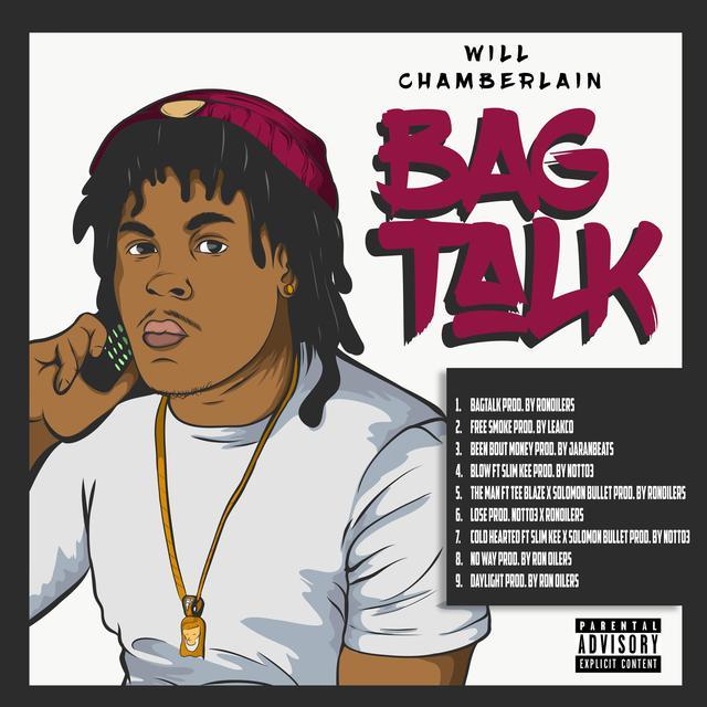 "New Album: Will Chamberlain – ""Bag Talk"""