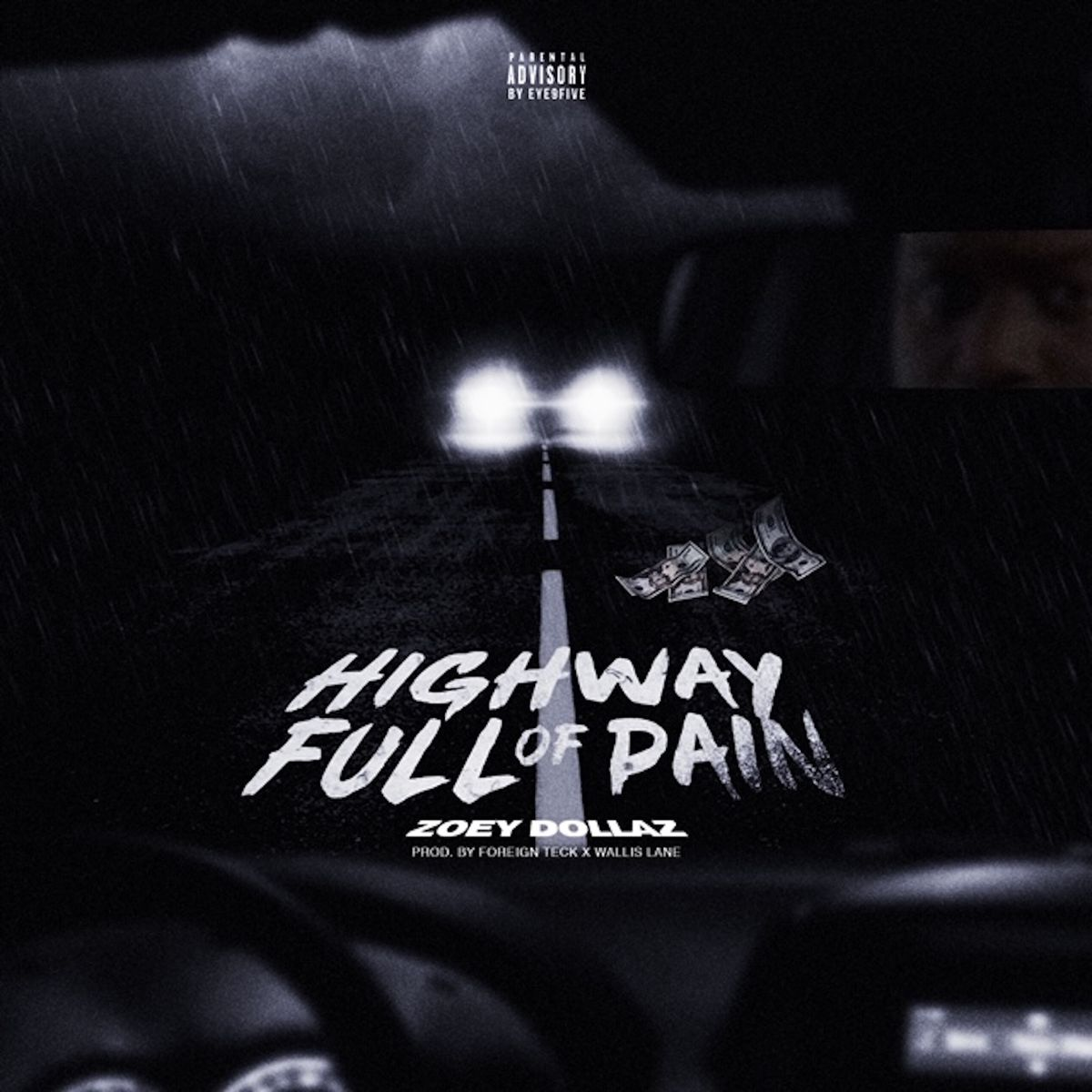 """New Music: Zoey Dollaz – """"Highway Full of Pain"""""""
