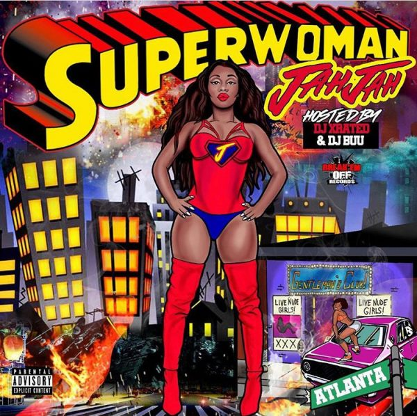 "New Mixtape: Jah Jah – ""Superwoman"""