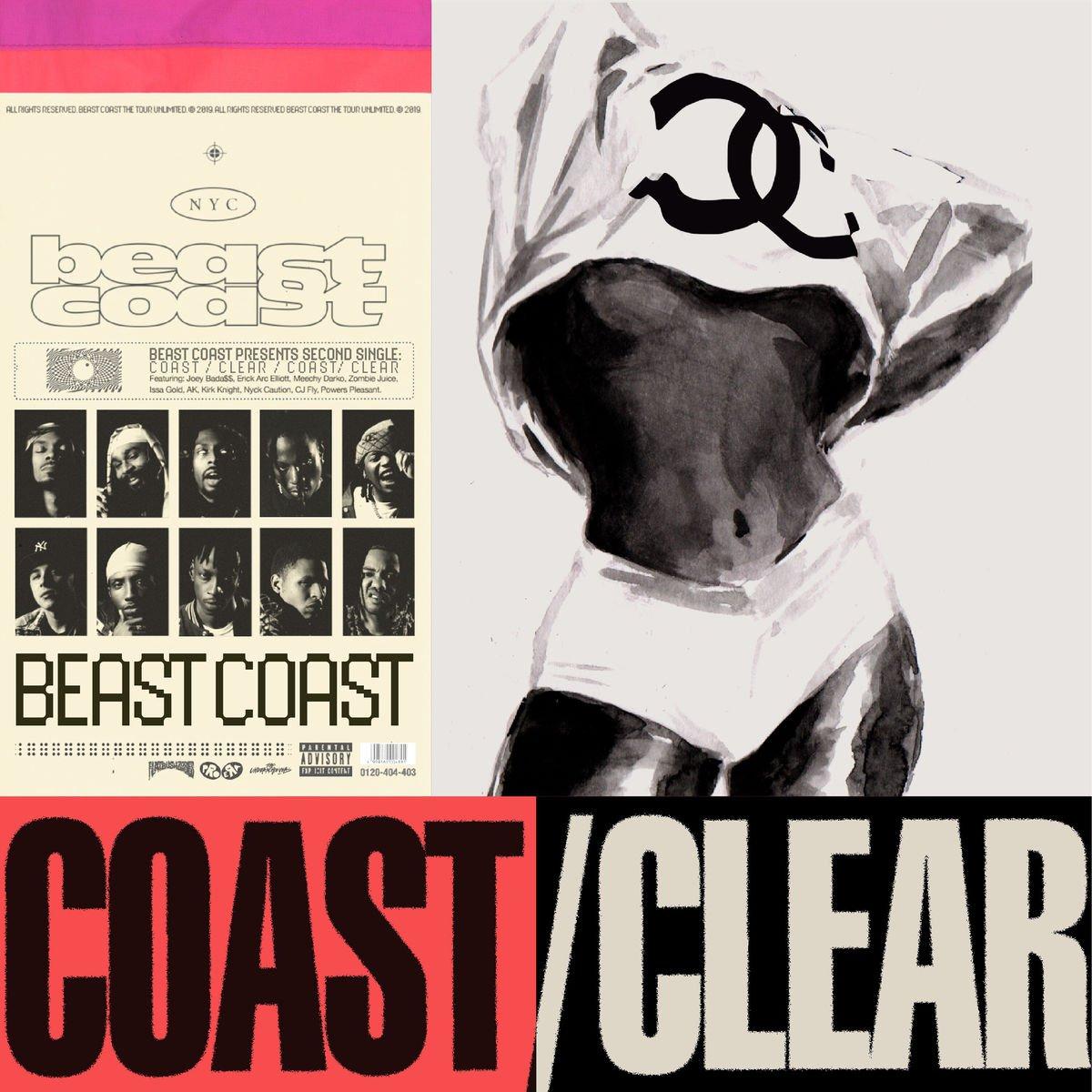 "New Music: Beast Coast – ""Coast/Clear"""