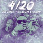 "New Music: Jim Jones – ""4/20"" (feat. Wiz Khalifa & Curren$y)"