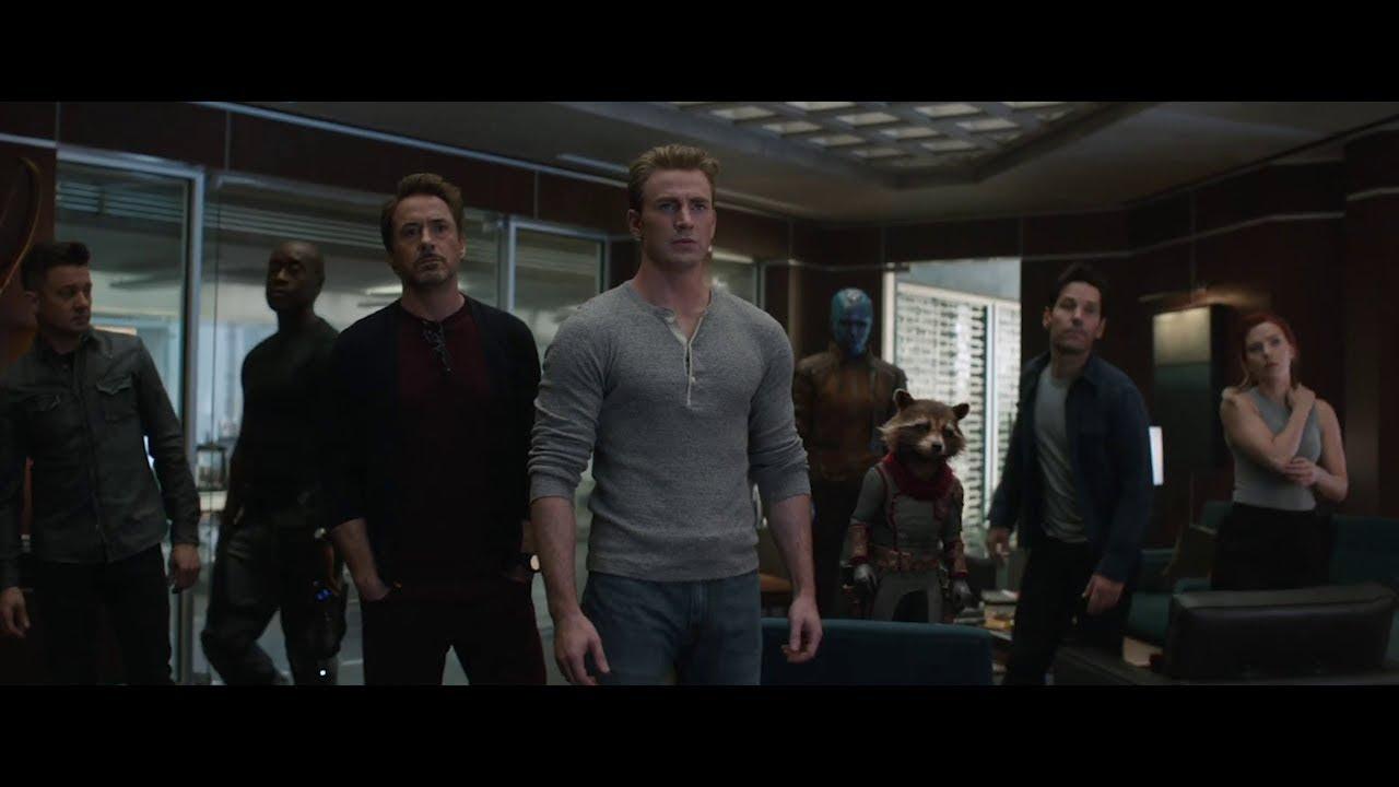 New Trailer: 'Avengers: Endgame' [Final Teaser]