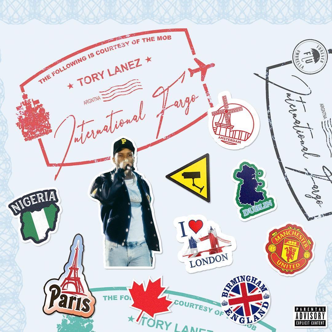 "New Music: Tory Lanez – ""International Fargo"" [EP]"