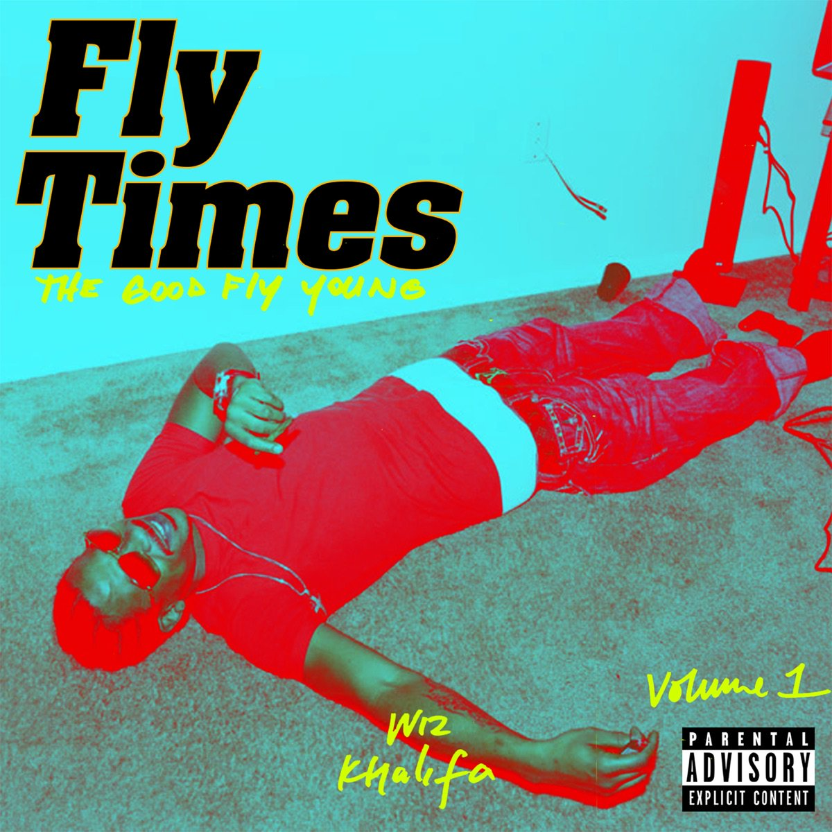 "New Mixtape: Wiz Khalifa – ""Fly Times Vol. 1: The Good Fly Young"""