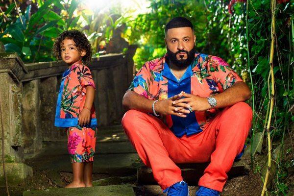 "DJ Khaled Reveals ""Father of Asahd"" Artwork"