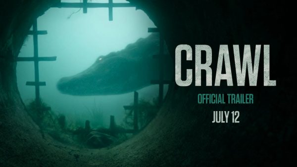 New Trailer: 'Crawl' (Official)