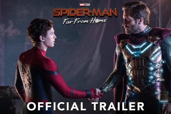 New Trailer: 'Spider-Man: Far From Home' (Official)