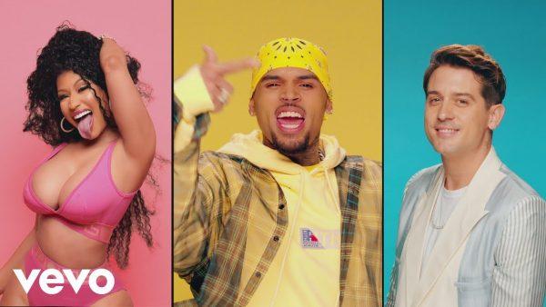 "New Video: Chris Brown – ""Wobble Up"" (feat. Nicki Minaj & G-Eazy)"