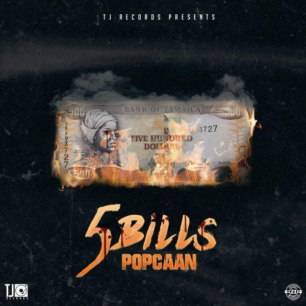 """New Music: Popcaan – """"5 Bills   Traumatized"""""""