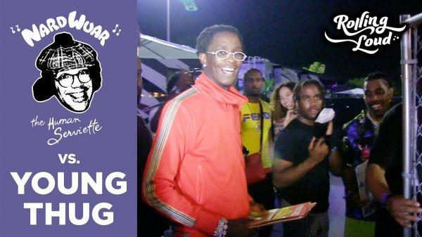 Video: Nardwuar vs. Young Thug