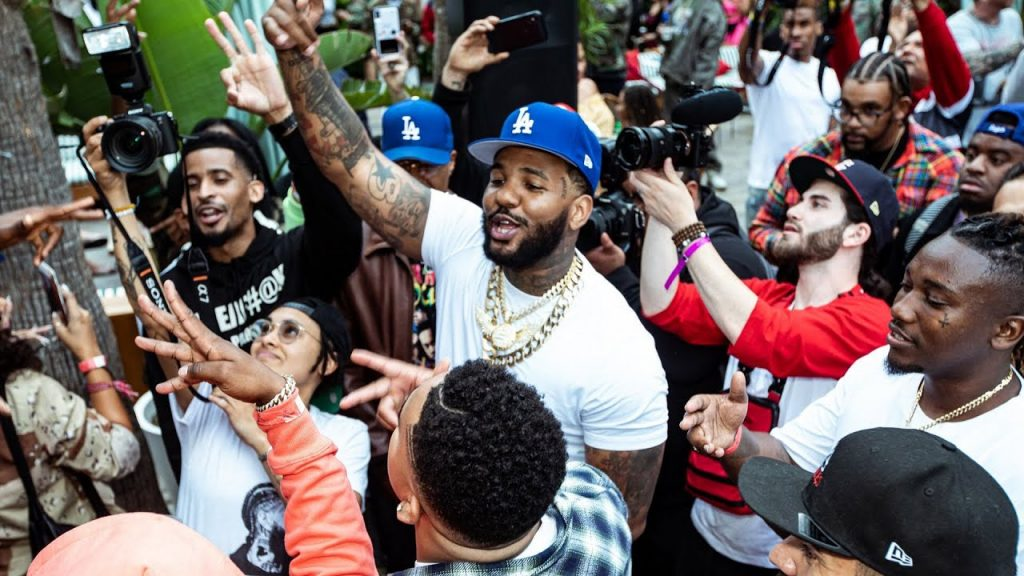 The Game Shares Unreleased Nipsey Hussle Verse At